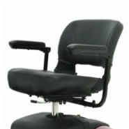 Seat with Slider