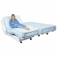 GoldenRest Hi-Low Deluxe Adjustable Bed, Dual King