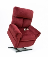 Lift Chair in Berry