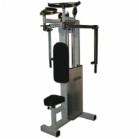 Rear Delt / Pec Combination Selectorized Machine