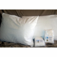 Waterproof Pillow Protectors, One Pair