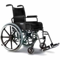 Pride Stylus Manual Wheelchair