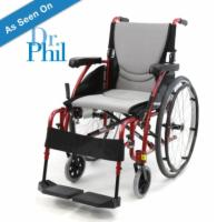 Karman S Shape Ergonomic Wheelchair 115
