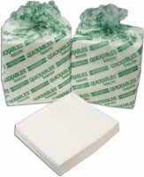 Quickable Dry Wipes, Medium Weight, 10x13 (Pack of 50)