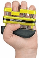 Digi-flex Hand & Finger Exercise Sys. 1.5 Lbs Yel