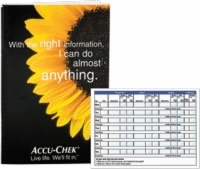 Accu-chek Advantage Self Test Diary