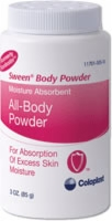 Sween Body Powder (formerly Fordustin') 3oz