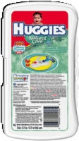Huggies Baby Wipes, Unscented, Travel Pack (Pack of 16)