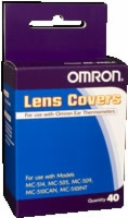 Omron Lens Cover For Gentle Temp Ear Thermometer