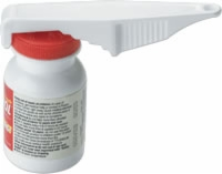 Open Aid Medication Lid Opener, White, 6/pk