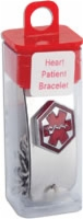 Medical Alert Bracelet - Heart Patient