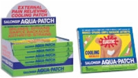 Salonsip Aqua-patch Pain Relieving Cooling Patch