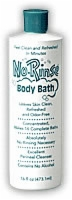 No-Rinse Body Bath, 16 Oz. Bottle