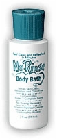 No-Rinse Body Bath, 2 Oz. Bottle
