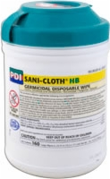 Sani-cloth Hb, Large (Tub of 160)