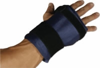 Elasto-gel Wrist Wrap, Hot/cold Therapy, Each