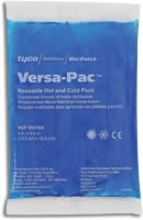 "Versa-pac Reusable Hot & Cold Pack,4"" X 6.5"", 48/c"