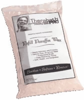 Therabath Pro Refill Paraffin Wax, Peach, 6 Lbs/bx