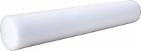 "6"" X 36"" White Full Foam Roller"