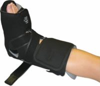 Foothold With Splint And Secure Stick Sole,xlrg