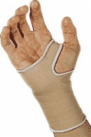 "Sm (5 1/2""-6 1/2"") Slip-on Wrist Compression, Each"