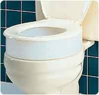 Toilet Seat Elevator Fits Std Toilet,4/case