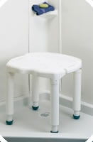 "Universal Bath Bench W/o Back 21""w X 18""d X 29 7/8"
