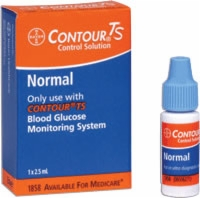 Contour Ts Normal Control Solution