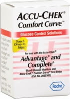 Accu-chek Comfort Curve Hospital Control Solution