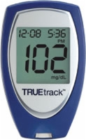 TRUEtrack Blood Glucose Meter with Starter Kit