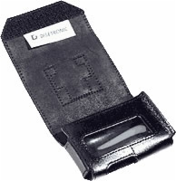 Belt Case - Black Leather (3 Ml), Each