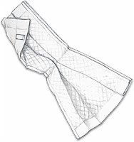 "Flatfold Brief W/tabs,59""-64"", XL (Bag of 10)"