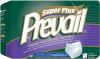 Super Absorbent Pull Up Protective Underwear,med (Bag of 18)