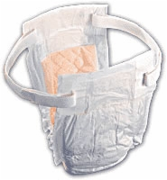 Tranquility Belted Undergarments, One Size (Bag of 30)
