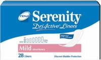 Tena Serenity Pantiliners, Regular Length (Bag of 26)