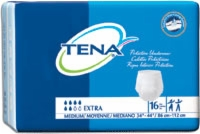 Tena Protective Underwear,extra Abs,x-large (Bag of 12)