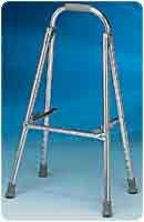 "Folding Hemi Walker 30""-34"" Adjustable Height"