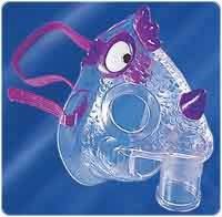 Pediatric Dragon Aerosol Mask, Each