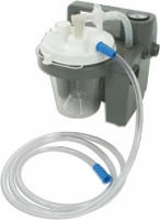 Hp Portable Suction Pump, W/disposable Bottle