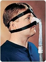 Simplicity Nasal Mask W/ Headgear, Medium