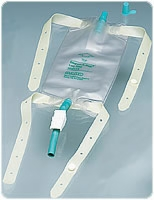 Dispoz-a-bag Leg Bag W/tub, Md