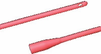18 Fr Red Rubber Bardia Catheter, Each