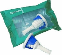 Conveen Ultra Secure 21 Mm Cath, 35 Per Box