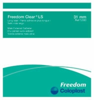 Freedom Clear Ls, Medium, Latex-free External Cath