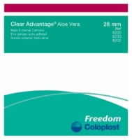 Clear Advantage Medium External Catheter, Each