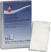 "Kaltostat Dressings, 3"" X 4 3/4"", 10 Per Box"