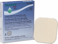 "Duo-derm Cgf 6""x8"", 5 Per Box"