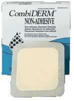 "Combiderm 5 1/4"" X 5 1/4"" Non Adh. Ster Dress, 10"