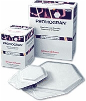 "Promogran 19 Sq"" Wound Dressing, 10/box"