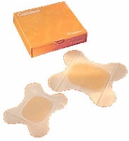 Comfeel Plus Contour Dressing, 42 Sq In, 5 Per Box
